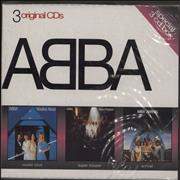 Click here for more info about 'Abba - 3 Original CDs'