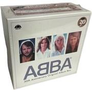 Click here for more info about 'Abba - 30th Anniversary Original Album Box'