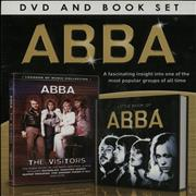 Click here for more info about 'ABBA DVD And Book Set'