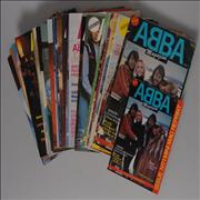 Click here for more info about 'Abba - ABBA Magazine - Issues 1 to 41'