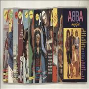 Click here for more info about 'ABBA Magazines - Quantity of Twelve'