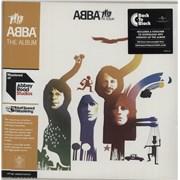 Abba ABBA: The Album - 180gram Vinyl + Sealed Netherlands 2-LP vinyl set