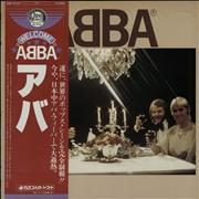 Click here for more info about 'Abba - Abba - 'Welcome' Obi-Strip'