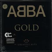 Click here for more info about 'Abba - Abba Gold - Greatest Hits - 180gm - Sealed'