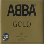 Click here for more info about 'Abba - Abba Gold - Greatest Hits Sampler'