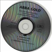 Click here for more info about 'Abba - Abba Gold Sampler #1'