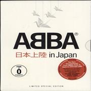 Click here for more info about 'Abba - Abba In Japan'
