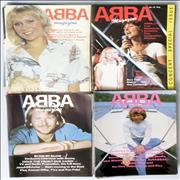 Click here for more info about 'Abba - Abba Magazine - 37 Issues'