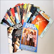 Click here for more info about 'Abba - Abba Magazine - Issues 19, 21-41'