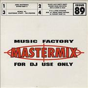 Click here for more info about 'Abba - Abba Mastermix - Music Factory Issue 89'