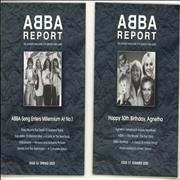 Click here for more info about 'Abba - Abba Report - Quantity of Three issues'