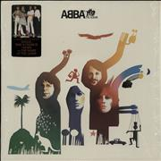 Click here for more info about 'Abba - Abba The Album + Hit Singles Sticker'