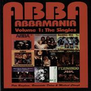 Click here for more info about 'Abba - Abbamania - Volume 1: The Singles / Autographed by Authors'