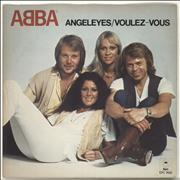 Click here for more info about 'Abba - Angeleyes / Voulez-Vous - Light sleeve'