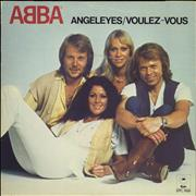 Click here for more info about 'Abba - Angeleyes / Voulez-Vous - A Label'