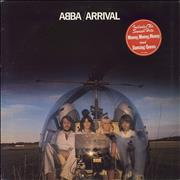 Click here for more info about 'Abba - Arrival - Red Stickered Sleeve'