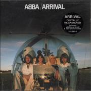 Click here for more info about 'Abba - Arrival - The ABBA Remasters'