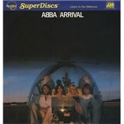 Abba Arrival USA vinyl LP