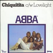 Click here for more info about 'Abba - Chiquitita - EX'