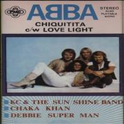 Click here for more info about 'Abba - Chiquitita c/w Love Light'