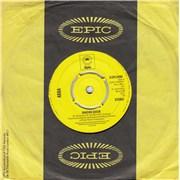 """Abba Dancing Queen - 4 Prong UK 7"""" vinyl"""
