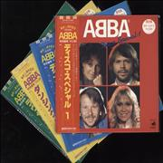 Click here for more info about 'Abba - Disco Special - Complete Set + Obis'