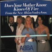 Click here for more info about 'Abba - Does Your Mother Know - P/S'