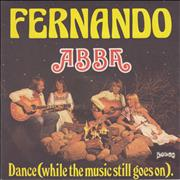 Click here for more info about 'Abba - Fernando - Baboo issue'