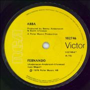 Click here for more info about 'Abba - Fernando'