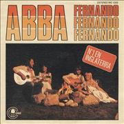 "Abba Fernando Spain 7"" vinyl"