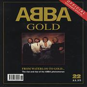 Click here for more info about 'ABBA Gold - Official Souvenir Special'