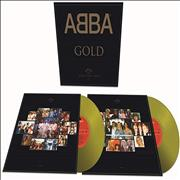 Click here for more info about 'Abba - Gold - Gold Vinyl - Sealed'