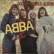 Click here for more info about 'Abba - Golden Double Album - EX'