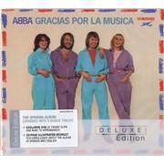 Click here for more info about 'Abba - Gracias Por La Musica Deluxe Edition'