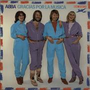 Click here for more info about 'Abba - Gracias Por La Musica - Export'