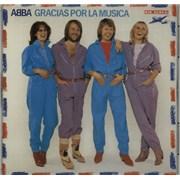 Abba Gracias Por La Musica Japan CD album