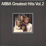 Click here for more info about 'Abba - Greatest Hits Vol. 2 + merch insert'