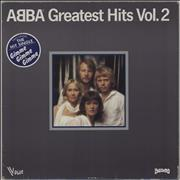 Click here for more info about 'Abba - Greatest Hits Vol. 2 - 2nd'