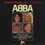 Click here for more info about 'Abba - Greatest Original Hits EP'