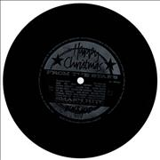 Click here for more info about 'Abba - Happy Christmas From The Stars - Flexidisc'
