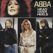 Click here for more info about 'Abba - Head Over Heels - Injection Moulded'