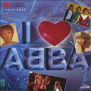 Click here for more info about 'Abba - I Love Abba'