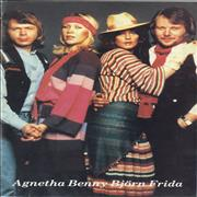 Click here for more info about 'Abba - International Agnetha Benny BJorn Frida Fanclub - Issue 34'