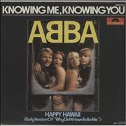 Click here for more info about 'Abba - Knowing Me Knowing You'