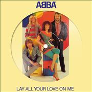Click here for more info about 'Abba - Lay All Your Love On Me - Sealed'