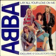 Click here for more info about 'Abba - Lay All Your Love On Me'