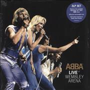 Click here for more info about ' - Live At Wembley Arena - 180gram Vinyl - Sealed'
