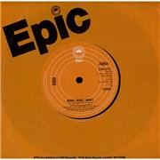 "Abba Money, Money, Money - Solid UK 7"" vinyl"