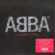 Click here for more info about 'Abba - Number Ones'