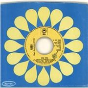 "Abba Ring Ring - Wide Centre UK 7"" vinyl"